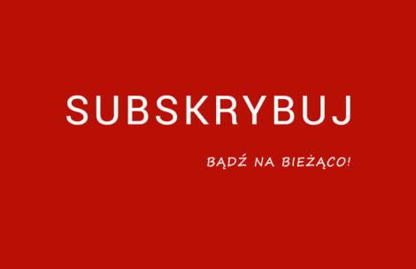Dołącz do subskrypcji – bądź na bieżąco z nowościami na Tatromaniaku!