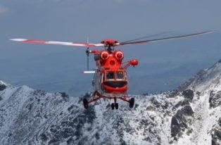 Akcja ratunkowa TOPR. Turysta utknął w trudnym terenie