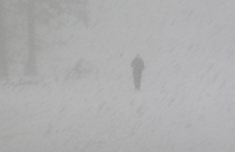 Atak zimy w Tatrach. Spadnie jeszcze prawie metr śniegu!
