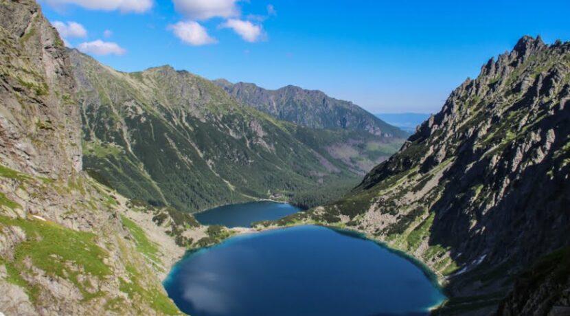 10 najpiękniejszych widokowo wypraw w Tatry