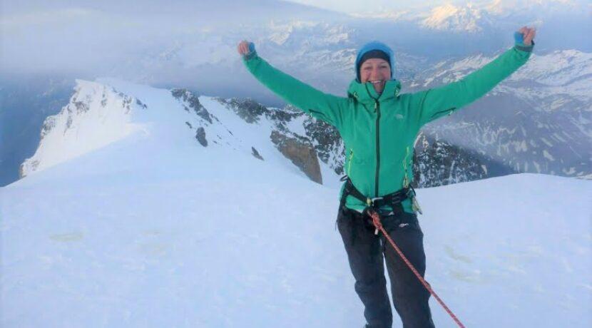 Jak zmienić swoje życie po czterdziestce. Polka rusza na Mount Everest