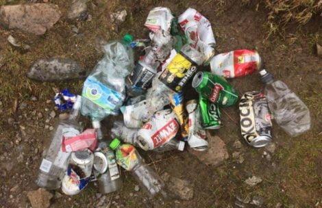 Śmiecenie zabija. Jak zadbać o czystość w górach?