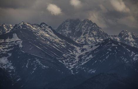Prognoza na długi weekend – w Tatrach spadnie śnieg!