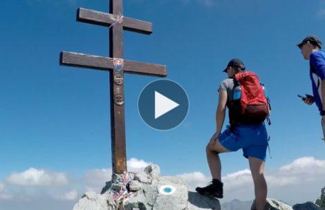 Wejście na Krywań – świętą górę Słowaków (FILM)