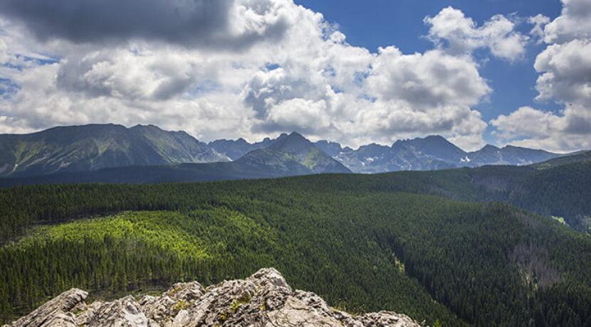 5 miejsc w polskich Tatrach, w których nie ma tłumów turystów