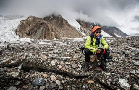 Andrzej Bargiel walczy o K2. W czwartek atak szczytowy!
