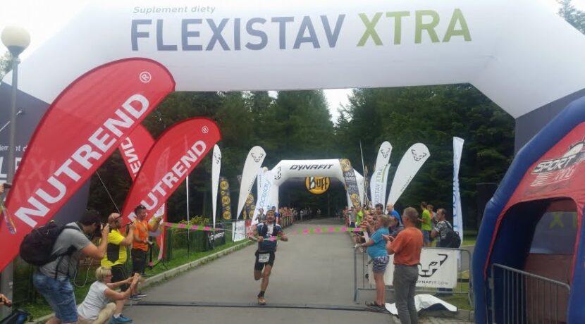 Robert Faron zwycięzcą III Flexistav Biegu Granią Tatr!