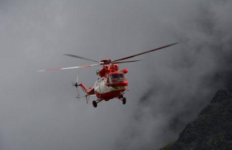 Tragedia w Tatrach. Pod Nosalem znaleziono zwłoki mężczyzny