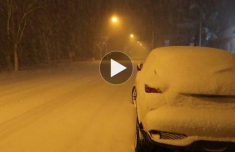 Zakopane już zasypane śniegiem! (FILM)