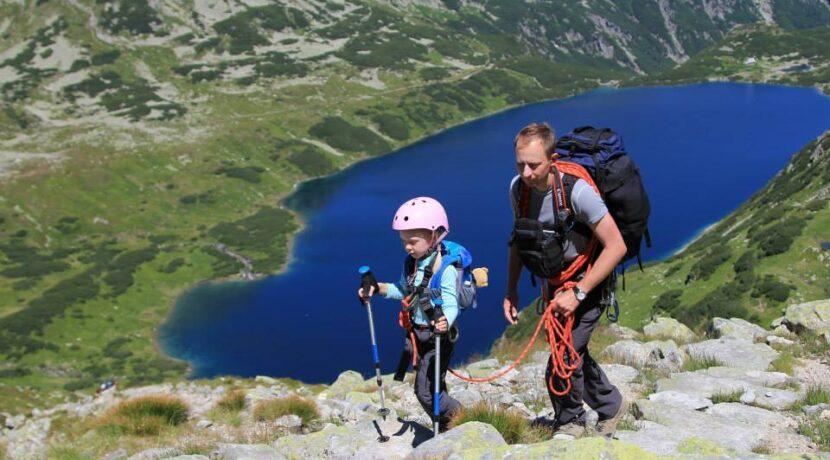 W góry z dzieckiem – kilka praktycznych porad