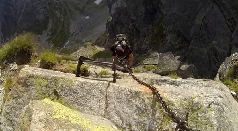 Orla Perć – świetny film z przejścia