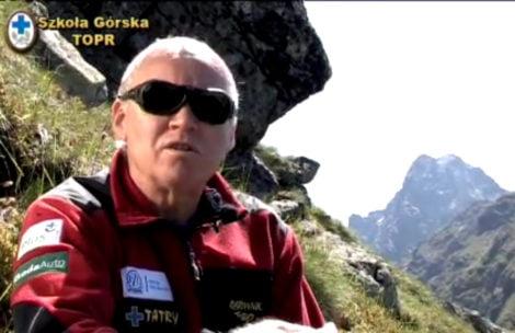 """Akademia Górska TOPR – """"BURZE"""""""