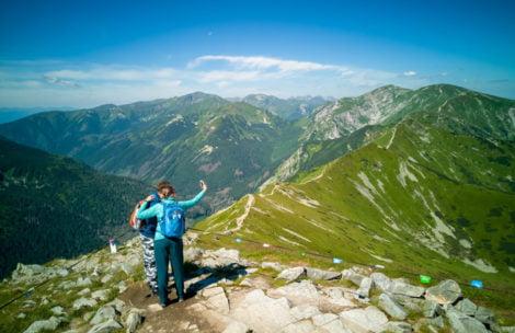 W Tatry powróciło lato. Piękne widoki z Kasprowego Wierchu (ZDJĘCIA)