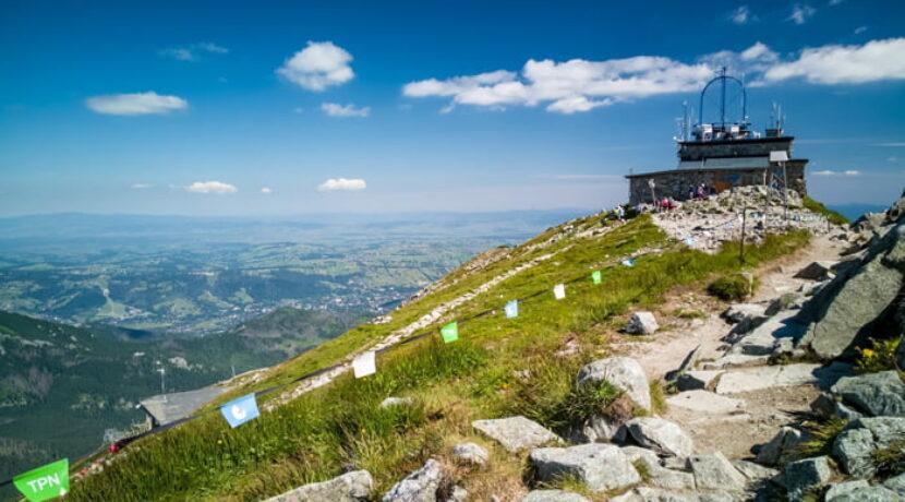 Tak gorąco jeszcze nie było. W Tatrach padły rekordy dziennych temperatur!