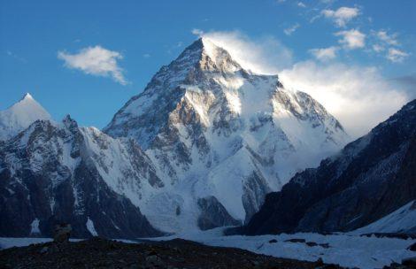 Andrzej Bargiel i Janusz Gołąb ruszyli w górę. Cel – szczyt K2