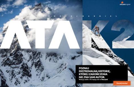 Niezwykły audiobook z wyprawy Andrzeja Bargiela na K2 – posłuchaj za darmo!