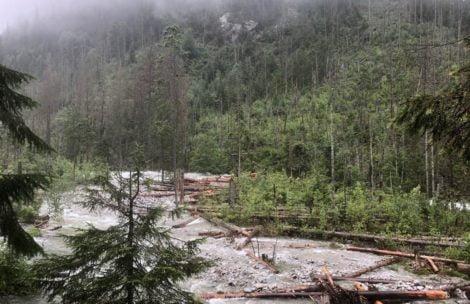 Aktualna lista zamkniętych szlaków w Tatrach