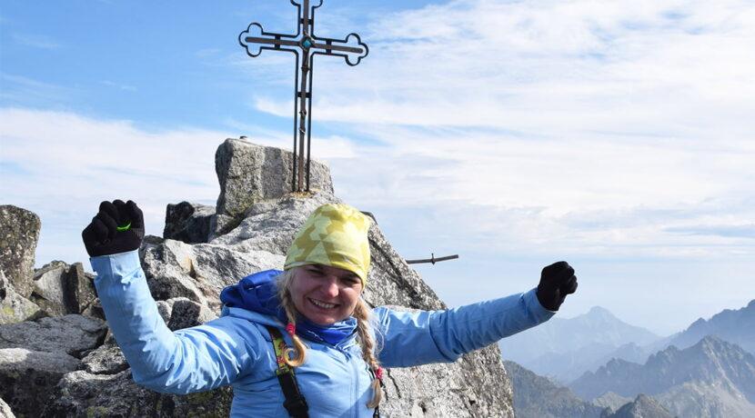 Z wózka na…najwyższy szczyt Tatr. Angelika Chrapkiewicz-Gądek zdobyła Gerlach!