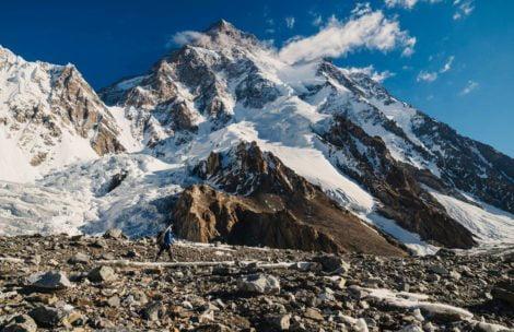 """Andrzej Bargiel na K2: """"Jesteśmy gotowi do ataku szczytowego"""""""