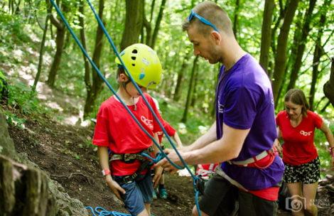 Integrowanie Przez Wspinanie dla dzieci – już w najbliższy weekend!