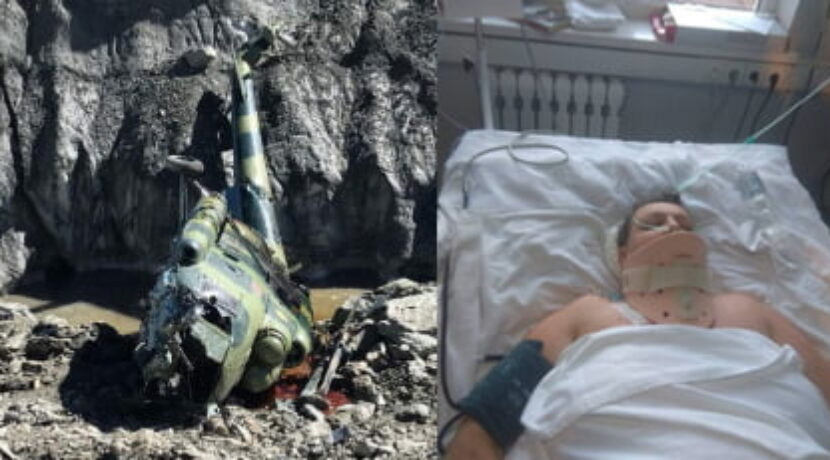 PILNE: Polka przeżyła katastrofę śmigłowca w górach w Kirgistanie. Potrzebna pomoc w powrocie do kraju
