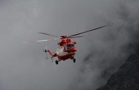 Śmiertelny wypadek w Tatrach Wysokich