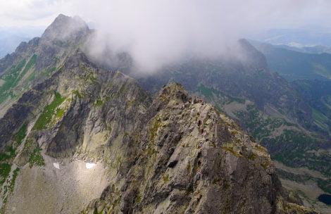 TPN zamyka fragment Orlej Perci i szlaki dojściowe