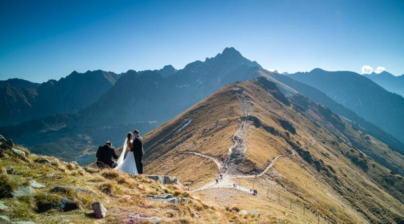 W Tatrach piękna jesień! Dzisiejsze zdjęcia z Kasprowego Wierchu