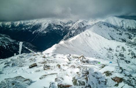 Zimowe widoki na Kasprowym Wierchu (AKTUALNE ZDJĘCIA)