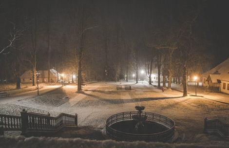 W Zakopanem już biało. Tak prezentowało się dzisiejszej nocy (ZDJĘCIA)