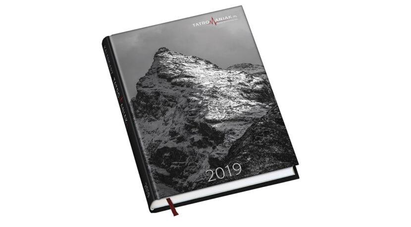 Kalendarz książkowy Tatromaniaka gotowy – zbieramy zamówienia!