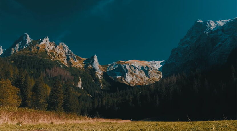 Tatry – Piękne z natury (FILM)