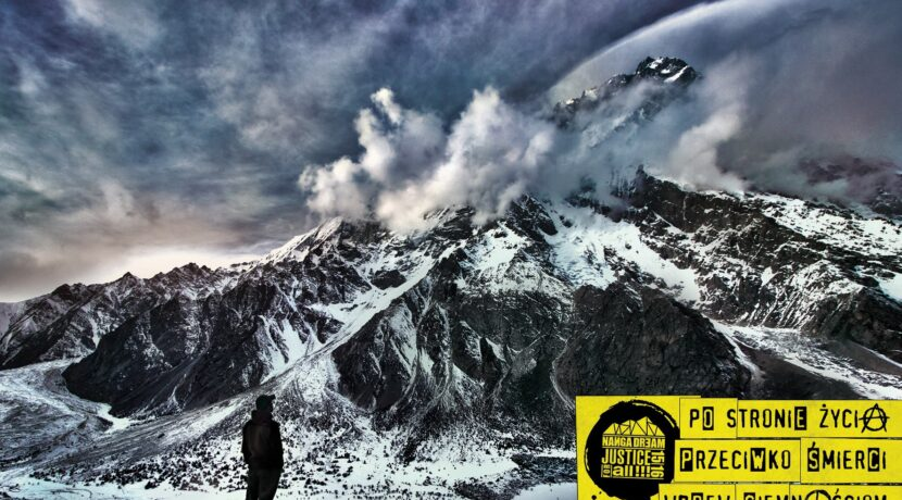 Dwóch Polaków tej zimy na K2? Marek Klonowski zbiera środki na wyprawę