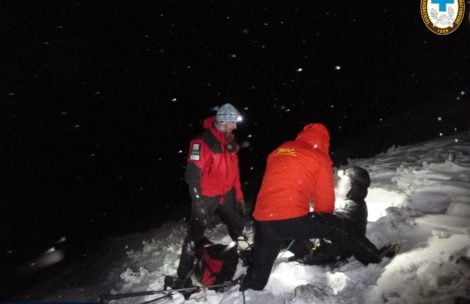 Turyści zgubili się w górach. Nie mieli telefonu do TOPR, zadzwonili więc na…pomoc drogową