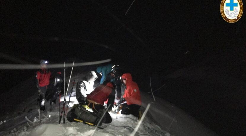 Turyści zgubili szlak, nocna akcja TOPR