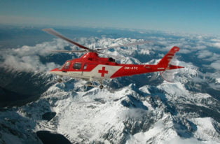 Śmiertelny wypadek lawinowy w Niżnych Tatrach