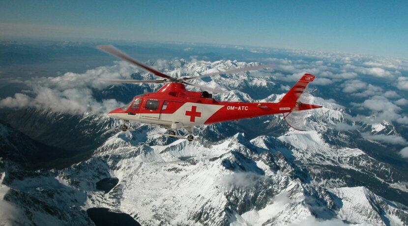Zmarły w Tatrach turysta był kierowcą międzynarodowym. Ratownicy boją się zarażenia koronawirusem