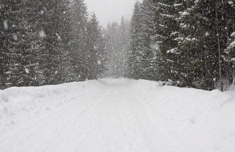 Idzie zima! W Tatrach i na Podhalu spadnie kilkadziesiąt centymetrów śniegu!