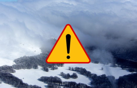 Wszystkie szlaki w Bieszczadach zamknięte!