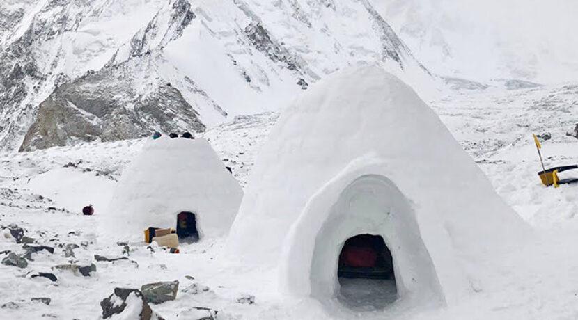 Txikon stawia igloo pod K2. To może być przełom w himalaizmie zimowym!