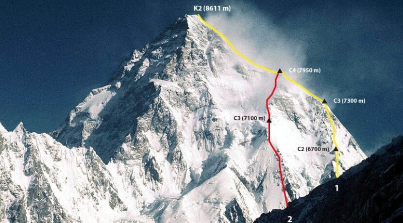 Alex Txikon ruszył w górę K2! Droga wreszcie wybrana?
