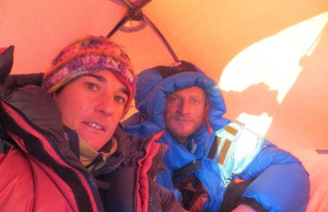 Trzy lata temu Tomek i Eli zdobyli Nanga Parbat. Przypominamy przebieg ataku szczytowego