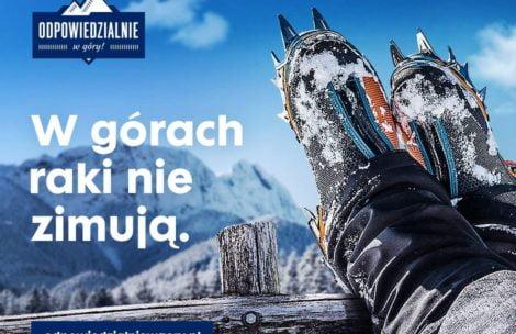 """Co Polacy wiedzą o górach? Rusza akcja """"Odpowiedzialnie w Góry""""!"""