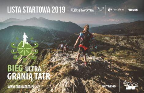 Trzystu szczęśliwych – lista startowa Flexistav Biegu Granią Tatr