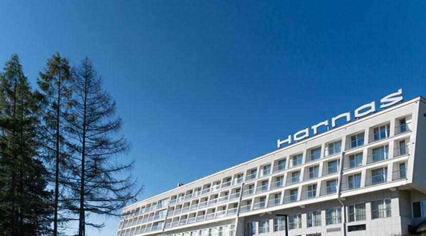 Hotel HARNAŚ – legenda, luksus, design