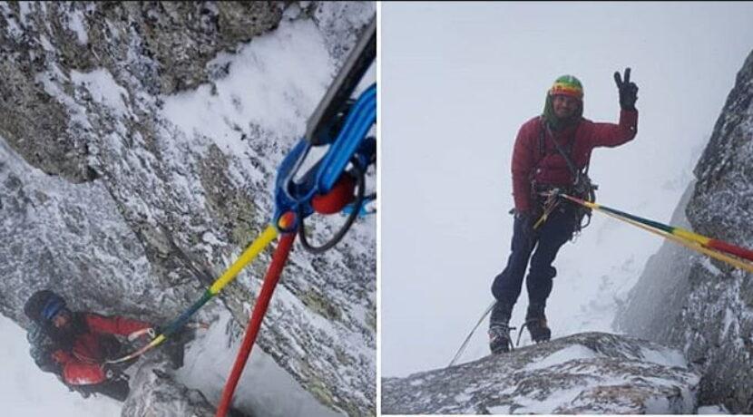 Adam Bielecki szlifuje formę w Tatrach. Już niebawem wielkie wyzwanie w Himalajach