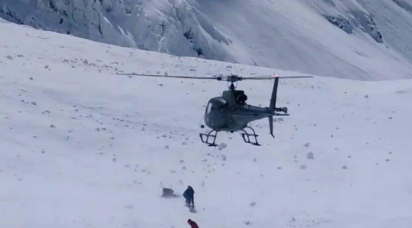 Nanga Parbat: zauważono dwie sylwetki w ścianie