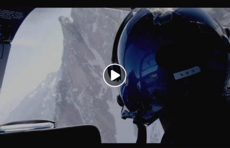 Śmigłowiec ratunkowy kontra dron. Ważny film ku przestrodze!