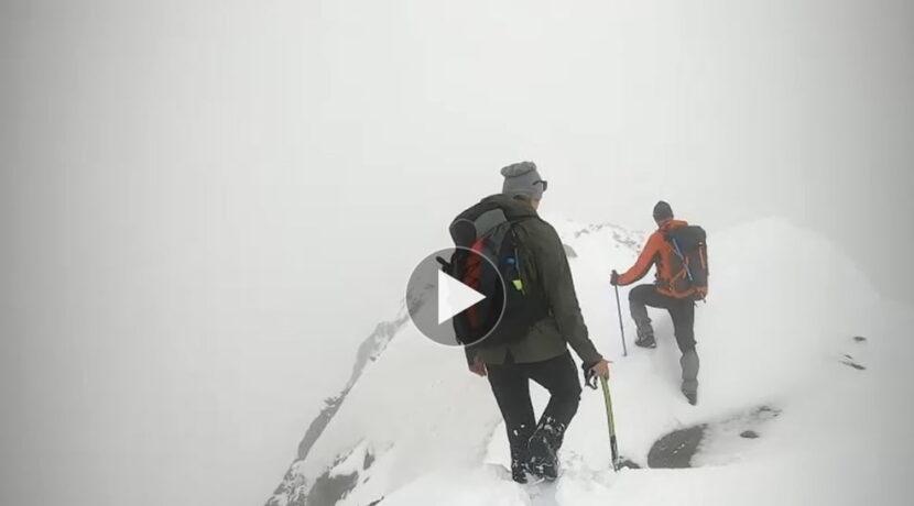 W Tatrach pełnia zimy. Tak wyglądają obecnie szlaki (FILM)