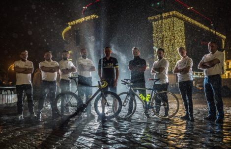 Przejadą 800 km rowerem z Zakopanego na Hel. Ambitna akcja w szczytnym celu